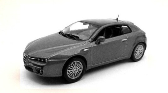 Alfa Romeo Brera (939) M4 1:43 M47106