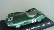 Aston Martin DBR1-300 Num5 IXO MODELS 1:43
