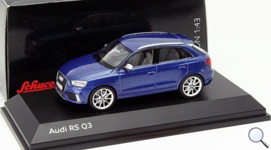 Audi RS Q3 (8U) Schuco 1:43 450751101