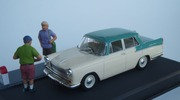 Austin Cambridge Mark II (A55) (La Route Bleue) IXO MODELS 1:43