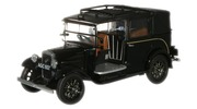 Austin Low Loader Taxi Oxford Diecast 1:43 AT001