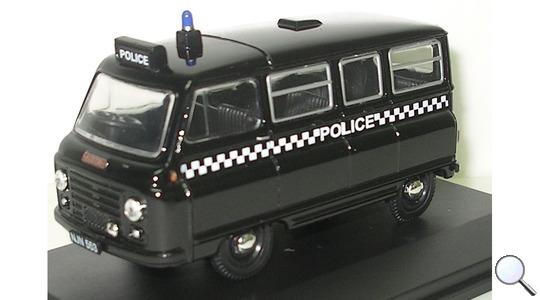 Austin J2 Police Oxford Diecast 1:43 JA004