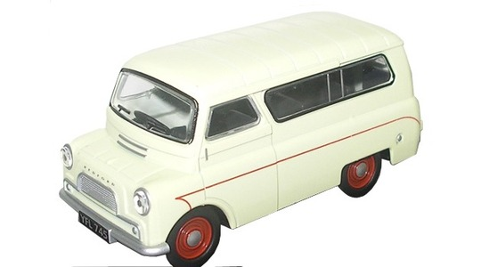 Bedford CA Dormobile bus Oxford Diecast 1:43 CA008