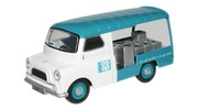 Bedford CA Milk Float Oxford Diecast 1:43 CA023