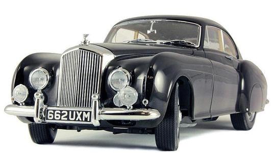 Bentley R type continental gt Minichamps 1:18 100139420