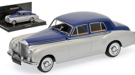 Bentley S2 limo Minichamps 1:43 436139950