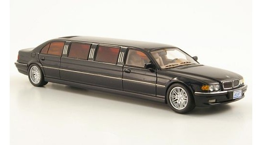 BMW 7 Series (E38) Stretch Limousine Neo Scale Models 1:43 NEO45345
