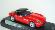 BMW Z8 (E52) coupe Solido 1:43 [Segunda mano, perfecto estado, Caja original]