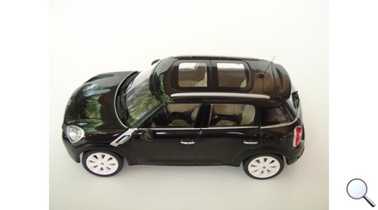 BMW New Mini Clubman (R55) Schuco 1:43 450744100