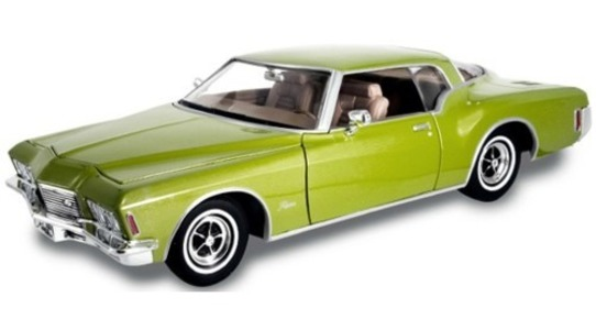 Buick Riviera III GS (Road Signature Collection) Lucky Diecast 1:43 Lucky-94252-g