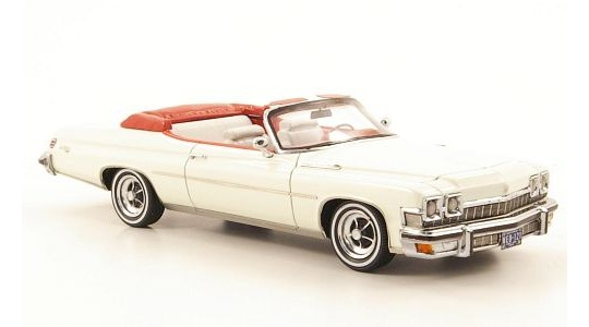 Buick Le Sabre 2-Door Convertible Neo Scale Models 1:43 NEO44121