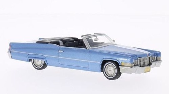Cadillac DeVille Coupe Convertible Best of Show 1:43 BOS43331