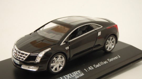 Cadillac Converj concept Luxury Collectibles 1:43 Luxury-700bk