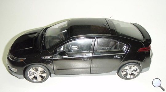 Chevrolet Volt master piece collection Kyosho 1:18 Kyosho-G004S