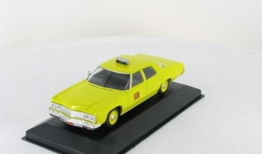 Chevrolet Bel Air Taxi New York IXO MODELS 1:43 M07131-41
