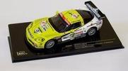 Chevrolet Corvette (C6) z06 num4 Hezemans-Kumpen-Menten-Mollekens winner 24h spa IXO MODELS 1:43 ixo-gtm085