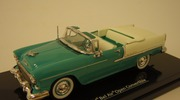 Chevrolet Bel Air Open Convertible Vitesse 1:43 Vitesse-36294