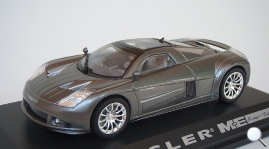 Chrysler ME Four-Twelve Concept Car NOREV 1:43 NOREV-940022
