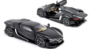 Citroen GT By Citroen matt black NOREV 1:18 NOREV-181611