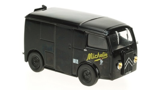 Citroen TUB Altaya 1:43
