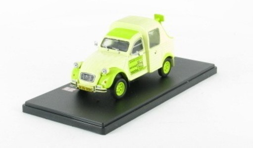 Citroen 2CV Gardiennage de mobil-homes Eligor 1:43 [Blister]