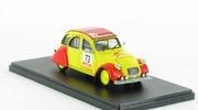 Citroen 2CV racing cup Auto Plus Eligor 1:43 [Blister]