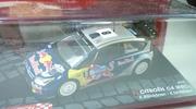 Citroen C4 WRC Rally Turkey Raikkonen-Lindstrom IXO MODELS 1:43 IXO-Citroen-C4