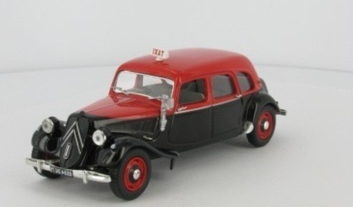 Citroen Traction 11 familiale Taxi Universal Hobbies 1:43 L2431-6 [Blister]