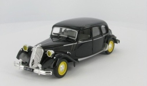 Citroen Traction 15 six Limousine du president Coty Universal Hobbies 1:43 L2431-62 [Blister]
