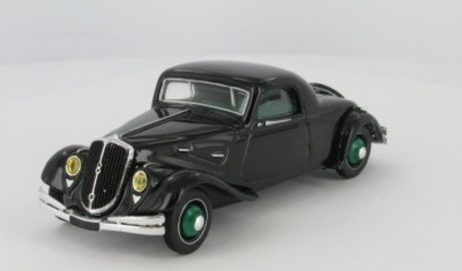 Citroen Traction 22 Faux-cabriolet Universal Hobbies 1:43 L2431-69 [Blister]