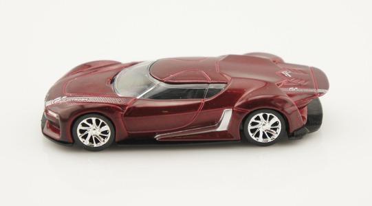 Citroen GT maroon red NOREV 1:64 NOREV-SHOW001