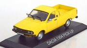 Dacia 1304 pick-up (base renault 12) Revista-Magazine 1:43 DACIA-1304 [Blister]