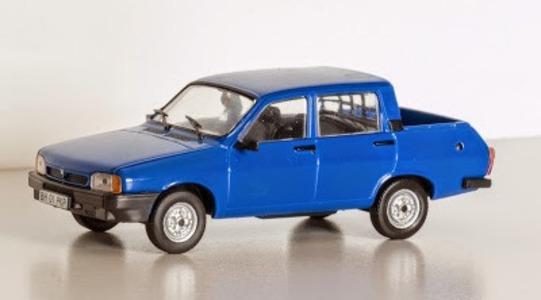 Dacia 1309 (base renault 12) Revista-Magazine 1:43 DACIA-1309 [Blister]