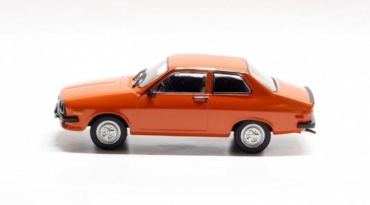 Dacia 1410 (Renault 12) Revista-Magazine 1:43 DACIA-1410 [Blister]