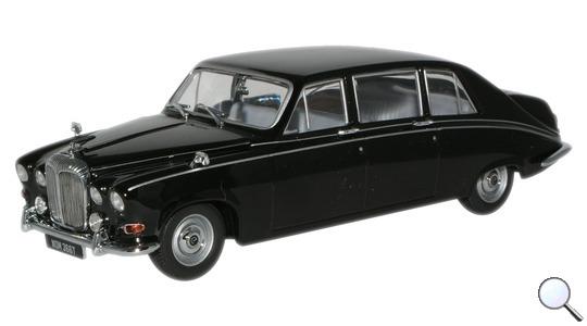 Daimler DS 420 Limousine Oxford Diecast 1:43 DS006