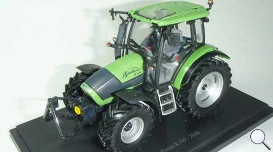 Deutz k100 Universal Hobbies 1:43 Deutz-k100