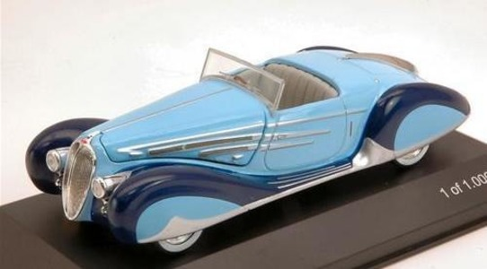 Delahaye 165 V12 RHD WhiteBox 1:43 WhiteBox-WB097