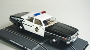 Dodge Monaco A view to a Kill 007 Eaglemoss Collections 1:43 Eaglemoss-00055