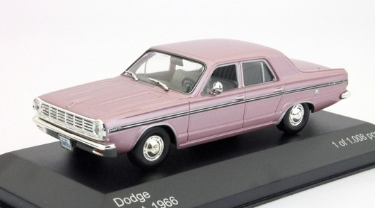 Dodge Dart sedan WhiteBox 1:43 WhiteBox-186643