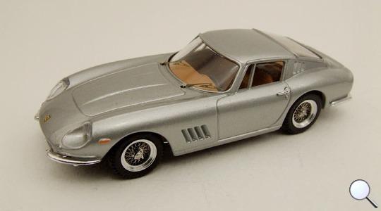 Ferrari 275 GTB 4 COUPE COMMENDATORE Best Models 1:43 BEST9167