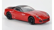 Ferrari 599 XX Hot Wheels 1:43 HotWheels-x5535