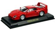 Ferrari ferrari F40 Revista-Magazine 1:43 Mag-Ferrari-F40 [Box with damages]