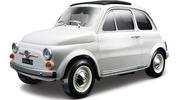 Fiat 500 F (Gold Collezione) Bburago 1:18 18-12020