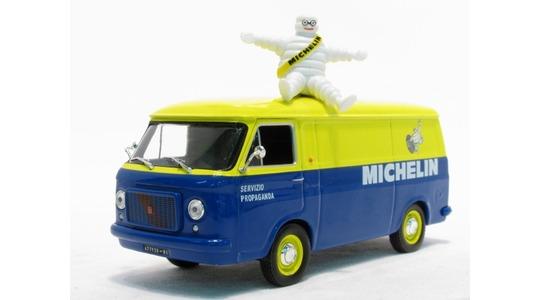 Fiat 238 Michelin Editions ATLAS 1:43 Atlas-Fiat-238 [Blister]
