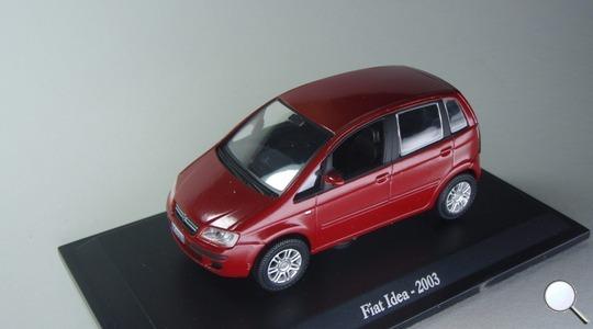 Fiat idea norev 1 43 precio 8 blister for Fiat idea 2009 precio