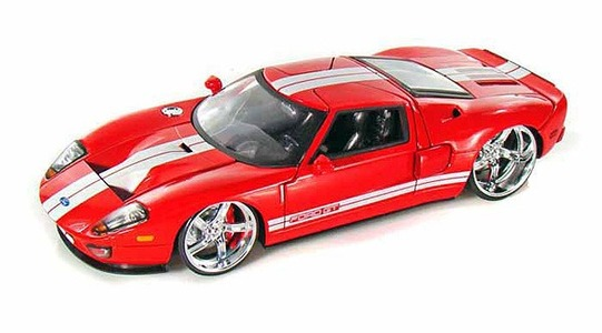 Ford GT dub city Jada 1:24 Jada-90075r