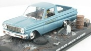 Ford Falcon Ranchero James Bond Goldfinger Eaglemoss Collections 1:43 Eaglemoss-00076