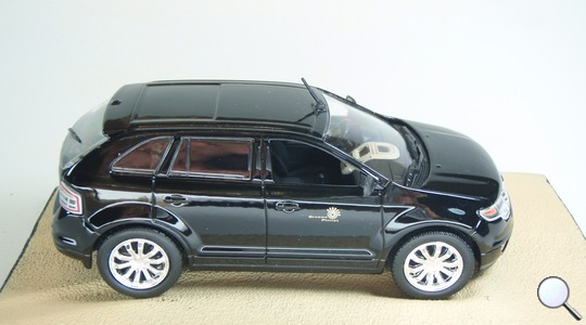 Ford Edge Quantum Of Solace  Eaglemoss Collections  Precio  E Segunda Mano Perfecto Estado Caja Danada