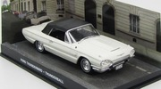Ford Thunderbird IV James Bond Thunderball Eaglemoss Collections 1:43 Eaglemoss-00111
