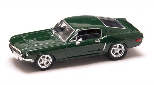 Ford Mustang GT Bullit Lucky Diecast 1:43 Lucky-43207